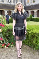 Kirsten Dunst - Rodarte show Fall Winter 2017 at Haute Couture Fashion Week in Paris 7/2/17