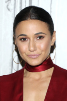 Emmanuelle Chriqui - At AOL Build in NYC 12/8/16