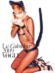 Vogue Magazine - Calendar (2009) France