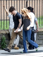 Джессика Честейн, фото 2298. Jessica Chastain 'The Disappearance of Eleanor Rigby' Set in New York City - July 24, 2012, foto 2298
