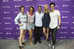 Emma Ishta - 2015 D23 Expo: Day Two @ the Anaheim Convention Center in Anaheim - 08/15/15