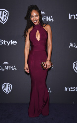 Meagan Good - 2016 InStyle & Warner Bros. 73rd Annual Golden Globe Awards Post-Party @ the Beverly Hilton Hotel in Beverly Hills - 01/10/16