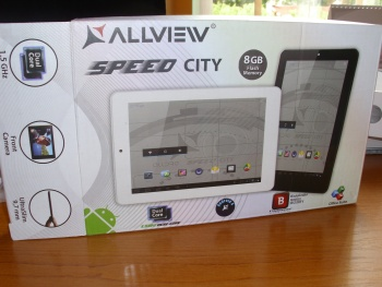 Vand Tableta Allview Speed City O3Ivwewq