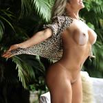 Gatas QB - Sheila Mell (Miss Bumbum México) Revista Sexy Especial Edição de Coleccionador Maio 2015