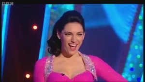 Kelly Brook & Brendan's Jive - Strictly Come Dancing 2009