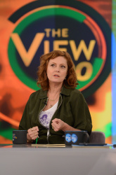 Susan Sarandon - The View: April 12th 2017