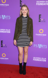 Sadie Calvano - P.S. ARTS Presents Express Yourself 2015 @ Barker Hangar in Santa Monica - 11/15/15