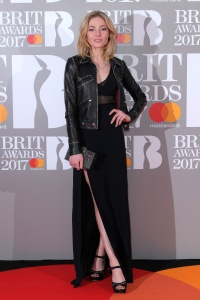 Clara Paget - The Brit Awards, Arrivals, O2 Arena, London - February 22nd 2017