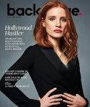 Jessica Chastain - Backstage Magazine March 2017