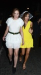 Эшли Мадекве, фото 28. Ashley Madekwe At her hen party in London - June 10, 2012, foto 28