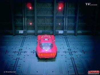 [Masterpiece] MP-25L LoudPedal (Rouge) + MP-26 Road Rage (Noir) ― aka Tracks/Le Sillage Diaclone - Page 2 HgiGOMYj