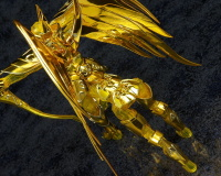 Sagittarius Seiya New Gold Cloth from Saint Seiya Omega GPT4AilD