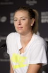 Maria Sharapova WTA Mutua Madrid Open Press conference May 6-2015 x6