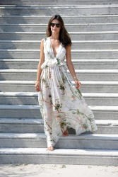 Alessandra Ambrosio - 72nd Venice Film Festival Photocall @ the Hotel Excelsior Beach in Venice - 09/03/15