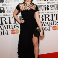 Daisy Lowe - 2014 BRIT Awards in London   2/19/14