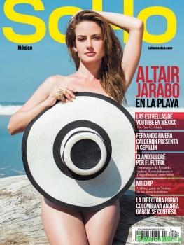 Altair Jarabo Revista Soho Mexico Foto 2