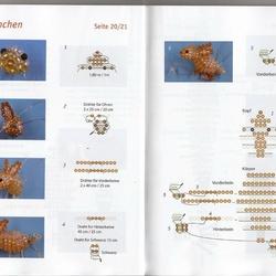 Схемы для бисера для девочек