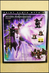 [Comentários] Saint Cloth Myth Ex - Radamanthys de Wyvern - Página 14 MKdB5wkE
