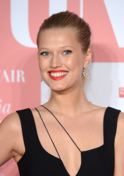 Toni Garrn - The Naked Heart Foundation's Fabulous Fund Fair @ Old Billingsgate Market in London - 02/20/16