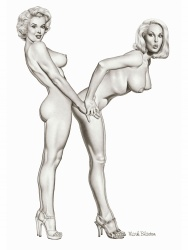 El Trazo Erotico 14