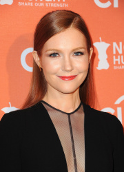 Darby Stanchfield - No Kid Hungry Benefit Dinner @ Four Seasons Hotel Los Angeles in Beverly Hills - 10/14/15