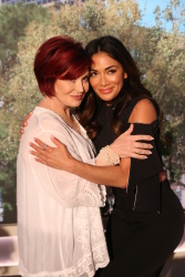 Nicole Scherzinger - The Talk: May 19th 2017