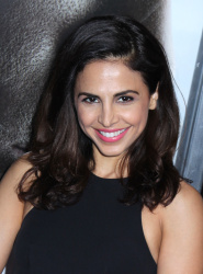 Azita Ghanizada - Concussion New York Premiere @ AMC Loews Lincoln Square in NYC - 12/16/15