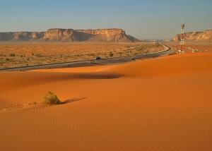 Nefud desert