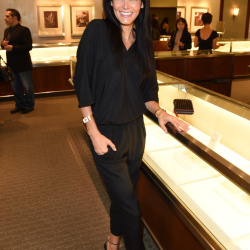 Angie Harmon - Tiffany & Co. And Women In Film Celebrate Sue Kroll 6/03/15