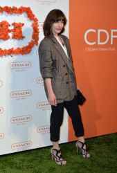 Milla Jovovich - 3rd Annual Coach Evening to benefit Children's Defense Fund in Santa Monica 4/10/13