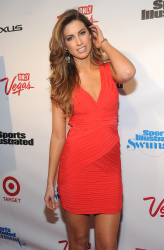 adxx26wU Katherine Webb ~ 2013 Sports Illustrated Swimsuit Launch Party / NYC, Feb 12 candids