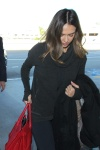 Jessica Alba Pictured at Los Angeles International Airport January25-2016 x5