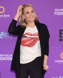 Molly Sims - P.S. ARTS Presents Express Yourself 2015 @ Barker Hangar in Santa Monica - 11/15/15