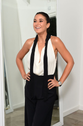 Emmanuelle Chriqui - The A List 15th Anniversary Party @ THE A LIST's Beverly Hills Showroom in Beverly Hills - 09/01/15