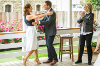 Erin Krakow - Home & Family 8.4.2016 Stills x10 + video
