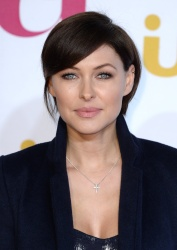 Emma Willis - ITV Gala 2015 @ London Palladium in London - 11/19/15