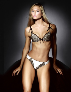 Stacey Keibler - Lingerie Photoshoot 2008 Frankie Batista - HQ