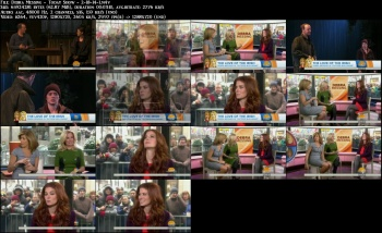 Debra Messing - Today Show - 2-18-14