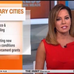 Robin Meade and Abby Huntsman 8/15/17