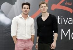 Joseph Morgan and Michael Trevino - 52nd Monte Carlo TV Festival / The Vampire Diaries Press, 12.06.2012 - 34xHQ GRwelww2