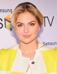 Kate Upton - Samsung's 2013 Television Line Launch Event in NYC 3/20/13