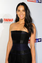 Olivia Munn - International Women's Media Foundation Courage Awards 10/27/15