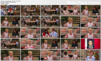 Jaime Pressly - The Talk - 8-6-14