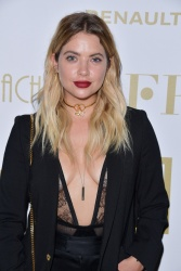 Ashley Benson - Hollywood Foreign Press Association's 70th Annual Cannes Film Festival Event 5/21/17