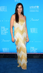 Padma Lakshmi - 11th Annual UNICEF Snowflake Ball @ Cipriani Wall Street in NYC - 12/01/15