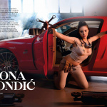 Gatas QB - Ilona Kondic Playboy Croácia Abril 2016