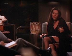 Kari Wuhrer, Claire Stansfield, Alisa Diane @ Sensation (US 1994) QDm6dUlv