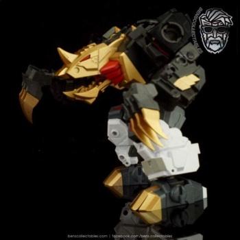 [FansProject] Produit Tiers - Jouet Saurus Ryu-oh aka Dinoking (Victory) | Monstructor (USA) DfWbGEMy