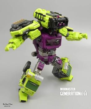 [Generation Toy] Produit Tiers - Jouet GT-01 Gravity Builder - aka Devastator/Dévastateur - Page 2 DfGBAX5F