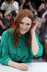 Julianne Moore - Wonderstruck photocall Cannes May.18.2017